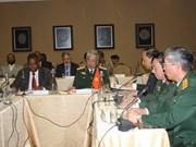 Dialogue sur la politique de défense Vietnam-Afrique du Sud