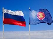 La 14e réunion des hauts officiels ASEAN-Russie au Laos