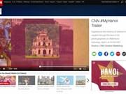 """CNN présente la bande-annonce du programme """"Mon Hanoi"""""""