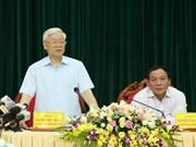 Quang Tri engagée à exploiter pleinement ses ressources pour son développement