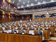 Ouverture de la 8e session de l'Assemblée nationale du Cambodge