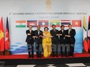Coopération Mékong-Gange : les hauts fonctionnaires se réunissent en Inde