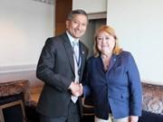 Pour la promotion de la coopération entre l'ASEAN et le Mercosur