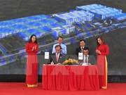 Construction d'une usine taïwanaise de vélos à Binh Duong