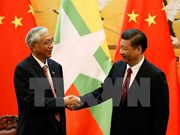 Chine et Myanmar soulignent la coopération gagnant-gagnant pour faire avancer leurs relations