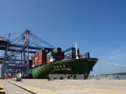 Un cargo de 160.000 tonnes mouille au port de Tan Cang Cai Mep-Thi Vai