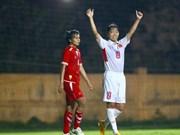 Football féminin : le Vietnam qualifié pour la phase finale d'Asie 2018