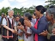 Kon Tum appelé à se développer plus rapidement et durablement