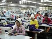 La BM prévoit une croissance du Cambodge de moins de 7% dans les deux ans