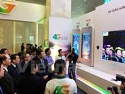 Viettel inaugure son réseau mobile 4G