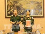 Un soldat vietnamien supplémentaire aux opérations de maintien de la paix de l'ONU