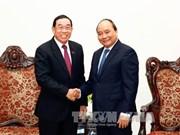 Le Vietnam aidera le Laos à développer ses infrastructures de transport