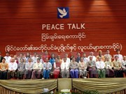 Le Myanmar organise un dialogue politique national