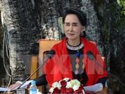 Myanmar : la 2e conférence de paix de Panglong prévue en mai