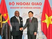 Promouvoir la coopération entre le Vietnam et l'Angola