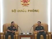 Vietnam et Laos attachent de l'importance à la coopération dans la défense