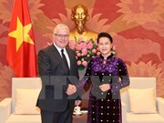 La présidente de l'AN reçoit les ambassadeurs australien et néo-zélandais