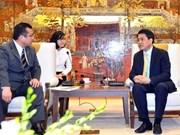 Hanoï et la ville japonaise de Saijo renforcent leur coopération