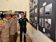 Exposition sur la libération du Sud et la réunification nationale à Cuba