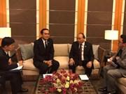 Approfondissement des relations Vietnam-Thaïlande