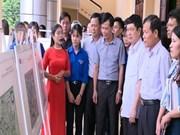 Thanh Hoa : exposition «Hoàng Sa, Truong Sa du Vietnam - les preuves historiques et juridiques»