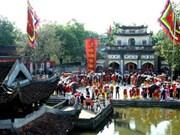 Ouverture de la fête du Génie Giong