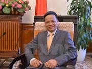Le représentant du Vietnam participe pour la première fois à la 69e session de la CDI