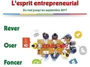 «Start-up ! L'esprit entrepreneurial», concours pour les jeunes francophones