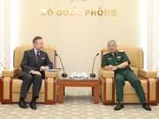 Défense : promouvoir la coopération entre le Vietnam et la République tchèque