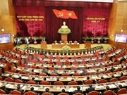 Deuxième journée du 5e plénum du Comité central du PCV
