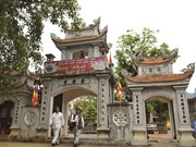 Nhât Tru, une pagode millénaire à Ninh Binh