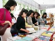 Inauguration de la rue des livres à Hanoï