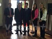 Promotion de l'image du Vietnam en Argentine