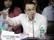 Philippines : nomination du ministre des Affaires étrangères
