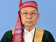 Le président du Parlement birman et du Sénat commence une visite officielle au Vietnam