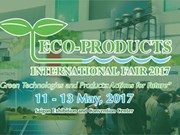 HCM-V : exposition internationale de technologies environnementales et de produits écologiques