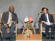 Le Vietnam est prêt à partager des expériences législatives avec la République des Fidji