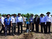 UIP : les délégués se rendent dans certaines localités vietnamiennes