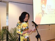 L'anniversaire du Président Ho Chi Minh célébré aux Pays-Bas
