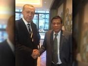La Turquie et la Mongolie souhaitent devenir membres de l'ASEAN