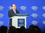 Le PM au Forum économique mondial de l'ASEAN au Cambodge