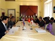 L'ambassadeur vietnamien préside la 28e session du Comité de l'ASEAN en Italie