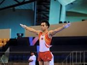 De l'or pour le Vietnam au championnat d'Asie de gymnastique artistique