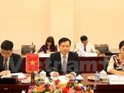 Vietnam-Laos : les deux Bureaux du CC du PCV et du PPRL cimentent leurs relations