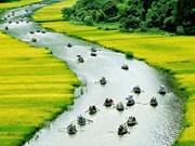 Tam Côc et Bich Dông, région féérique du monde