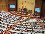 L'Assemblée nationale se penche sur trois projets de loi