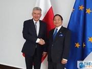 La Pologne souhaite renforcer ses relations en divers domaines avec le Vietnam