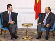 Le PM soutient la coopération entre le NASDAQ et les entreprises vietnamiennes