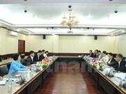 La 2e consultation politique Vietnam-Laos