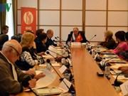 Table-ronde sur le partenariat stratégique intégral entre le Vietnam et la Russie